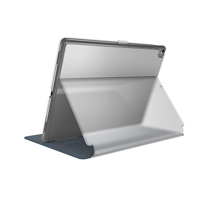 Speck Speck Balance Folio for All 9.7-Inch iPads - Clear / Blue