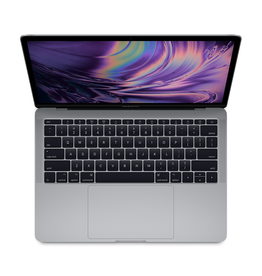 Apple 13-inch MacBook Pro : 2.5GHz dual-core  Intel Core i7, 16GB, 256GB SSD - Space Grey