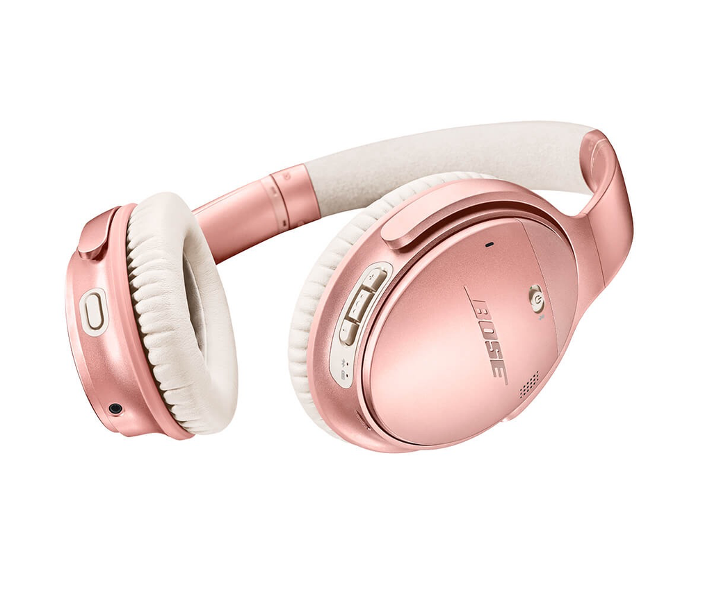 Bose Bose® QuietComfort® 35 II Wireless Headphones - Rose Gold