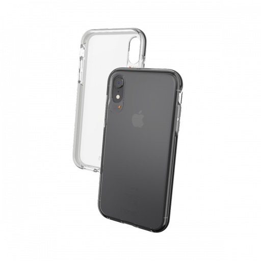 outlet store 54b6e edeb5 Gear4 D30 Piccadilly Case for iPhone XR - Clear