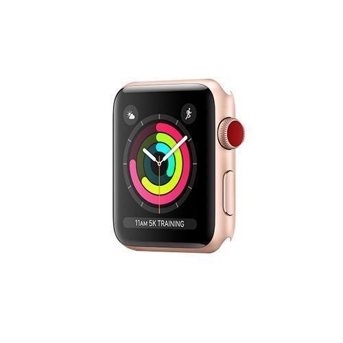 Apple Apple Watch Series 3 GPS + Cellular 38mm Gold Aluminium Case Only