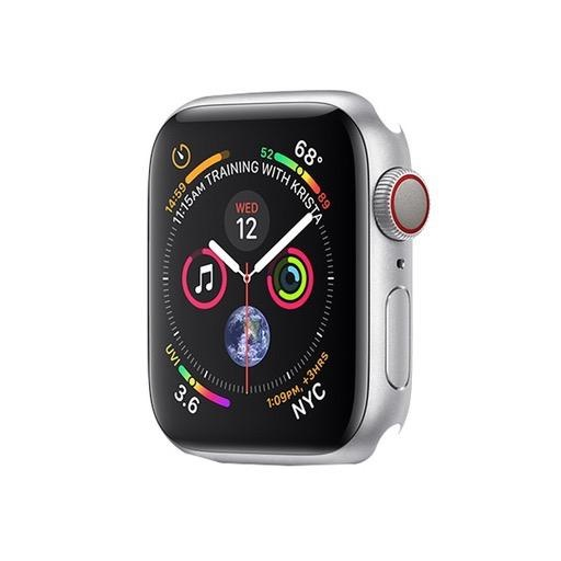 Apple Apple Watch Series 4 GPS + Cellular, 40mm Silver Aluminum Case Only (Demo)