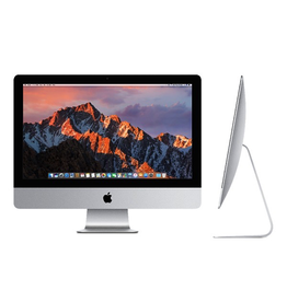 Apple 21.5-inch iMac: 2.3GHz dual-core Intel Core i5, 8GB, 1TB, Intel Iris Plus Graphics 640