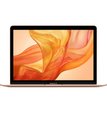 Apple 13-inch MacBook Air with Touch ID: 1.6GHz dual-core 8th-gen i5, 8GB, 128GB SSD - Gold