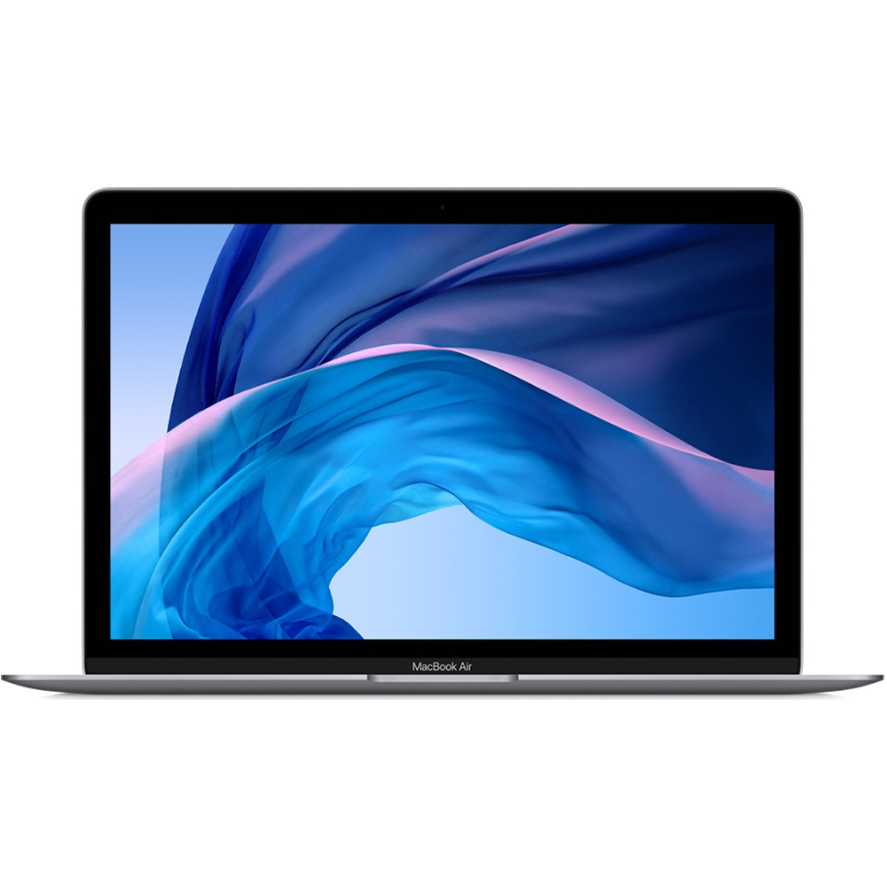 Apple 13-inch MacBook Air with Touch ID: 1.6GHz dual-core 8th-Gen i5, 8GB, 256GB SSD - Space Gray