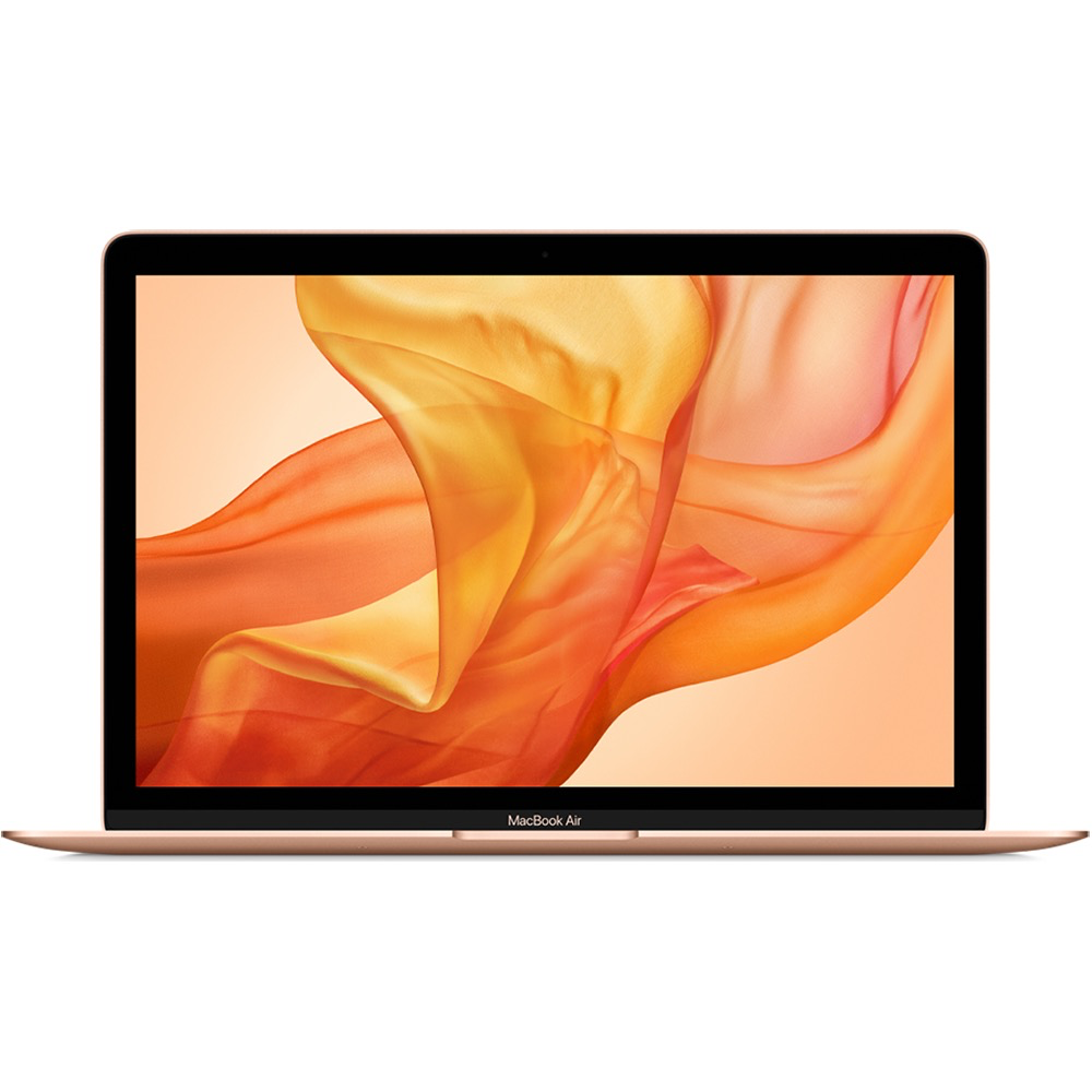 Apple 13-inch MacBook Air with Touch ID: 1.6GHz dual-core 8th-Gen i5, 8GB, 256GB SSD - Gold