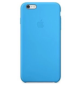 Apple Apple iPhone 6 Plus Silicone Case Blue