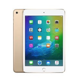 Apple Apple iPad mini 4 Wi-Fi 16GB - Gold Demo
