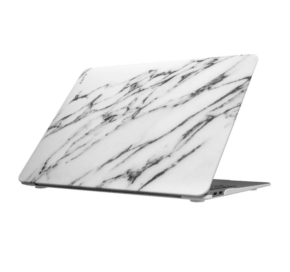 Laut Laut Huex Elements for MacBook Air 13-Inch (USB-C) - Marble White
