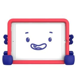 Speck Speck Case-E for All 9.7-Inch iPads - Sandia Red / Brilliant Blue