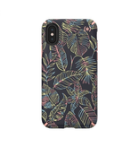 Speck Speck Presidio INKED for iPhone XR -  Sun Dyed Leaves