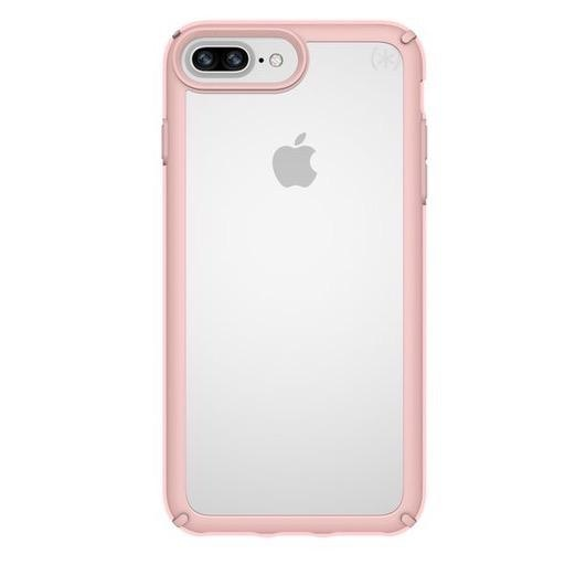 Speck Speck Presidio Show for iPhone 8/7/6 Plus - Clear / Rose Gold
