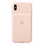 Apple Apple iPhone XS Max Smart Battery Case - Pink Sand