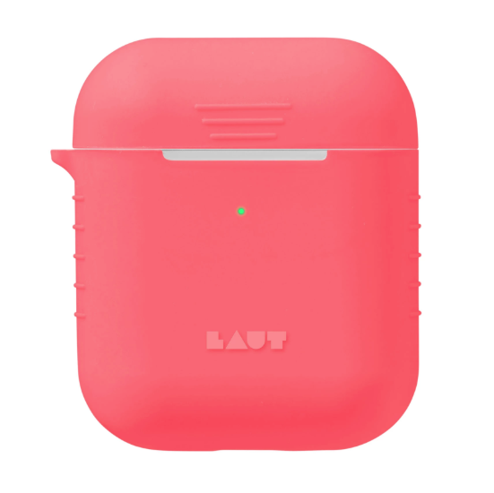 Laut Laut Pod for AirPods - Electric Coral