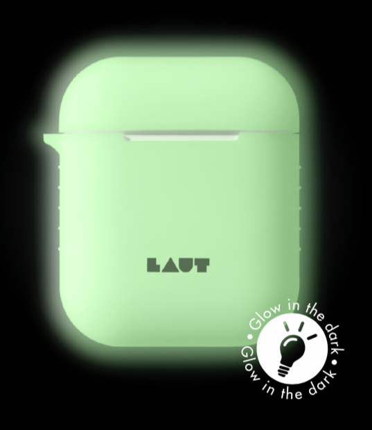 Laut Pod for AirPods - Glow in The Dark