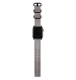 UAG UAG 44mm/42mm Nato Strap for Apple Watch - Grey