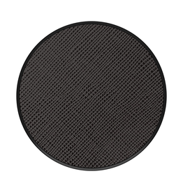 PopSockets PopSockets PopGrip Saffiano - Black