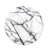 PopSockets PopSockets PopGrip - White Marble