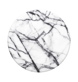 PopSockets PopSockets PopGrip - White Marble