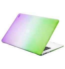 Laut Huex Elements for MacBook Air 13-Inch - Purple / Green