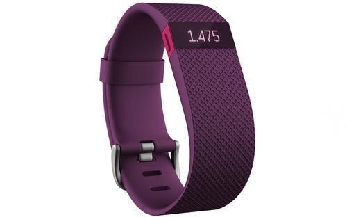 FitBit Charge HR Wireless Activity/ Sleep/ Heart Rate Wristband - Small Plum