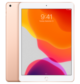 Apple 10.2-inch iPad Wi-Fi + Cellular 32GB - Gold