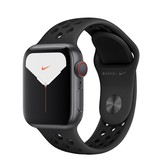 Apple Apple Watch Nike Series 5 GPS + Cellular, 40mm Space Gray Aluminium Case with Anthracite/Black Nike Sport Band