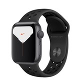 Apple Apple Watch Nike Series 5 GPS, 40mm Space Grey Aluminium Case with Anthracite/Black Nike Sport Band