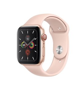Apple Watch Series 5 GPS + Cellular, 40mm Gold Aluminium Case with Pink Sand Sport Band Deposit (Non-refundable)