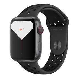 Apple Watch Nike Series 5 GPS + Cellular, 44mm Space Grey Aluminium Case with Anthracite/Black Nike Sport Band Deposit (Non-refundable)