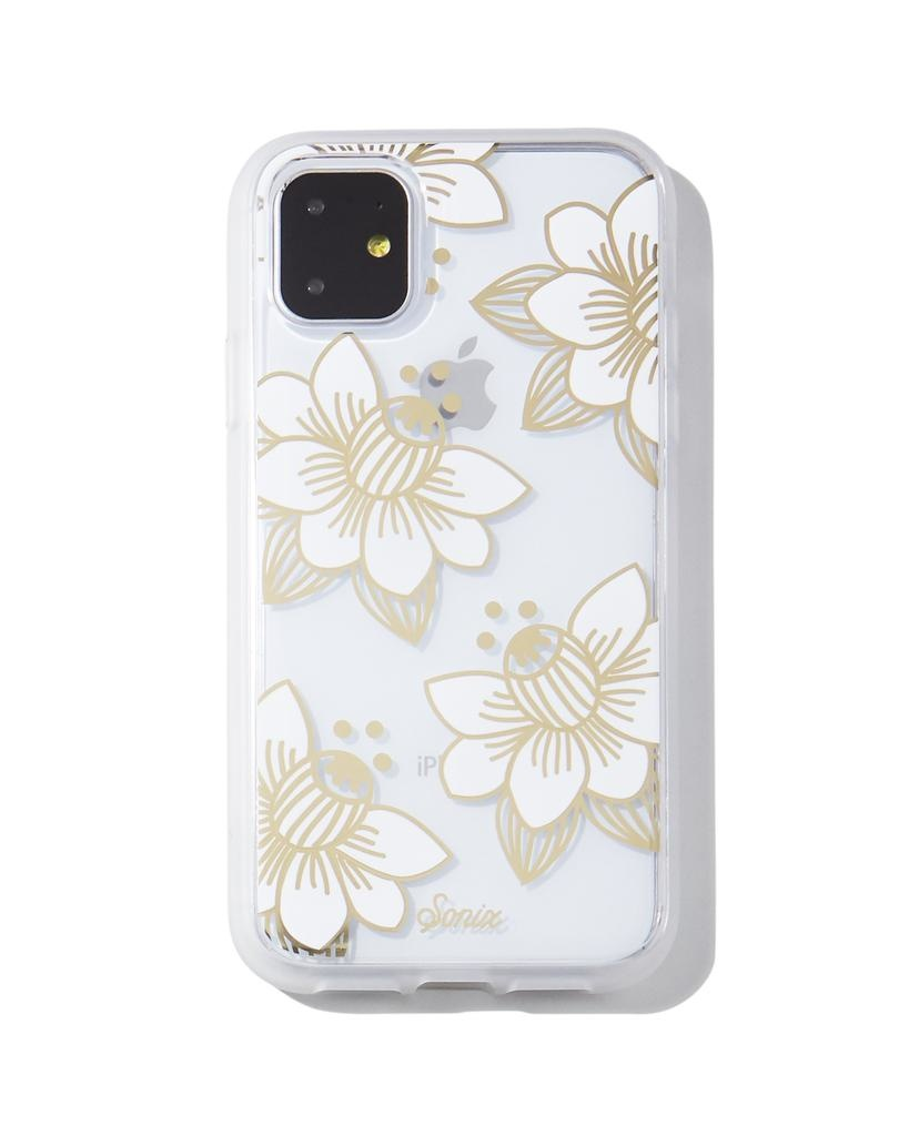 Sonix Sonix Case for iPhone 11 - Desert Lily White