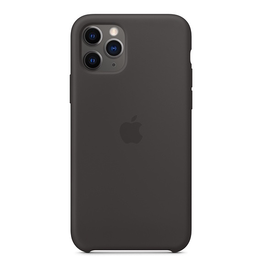 Apple Apple iPhone 11 Pro Silicone Case - Black