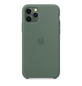 Apple Apple iPhone 11 Pro Silicone Case - Pine Green