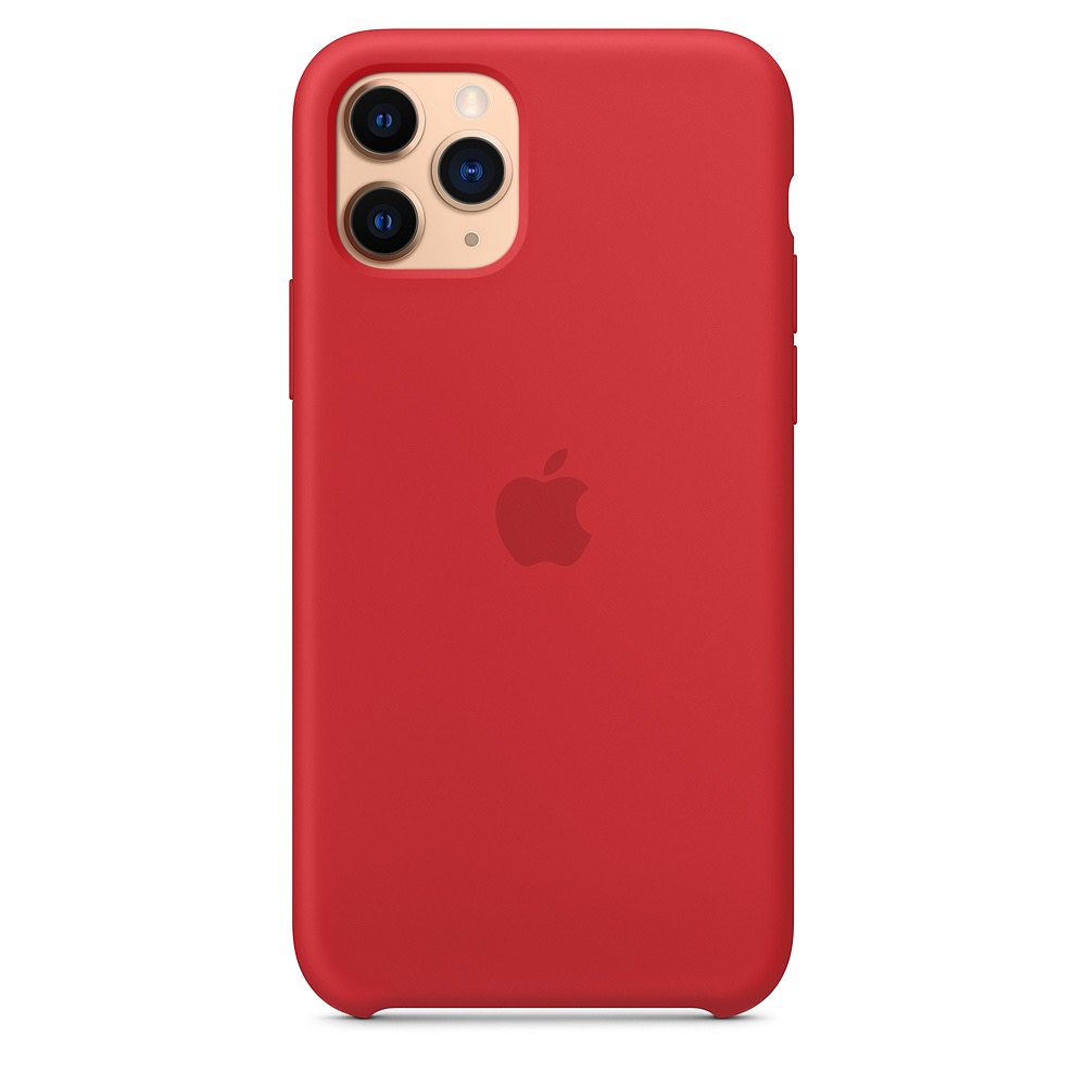 Apple Apple iPhone 11 Pro Silicone Case - (PRODUCT)RED