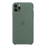 Apple Apple iPhone 11 Pro Max Silicone Case - Pine Green