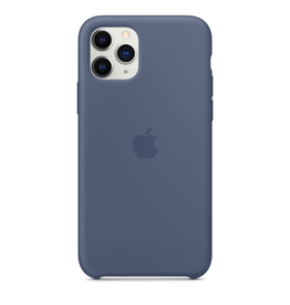 Apple Apple iPhone 11 Pro Silicone Case - Alaskan Blue