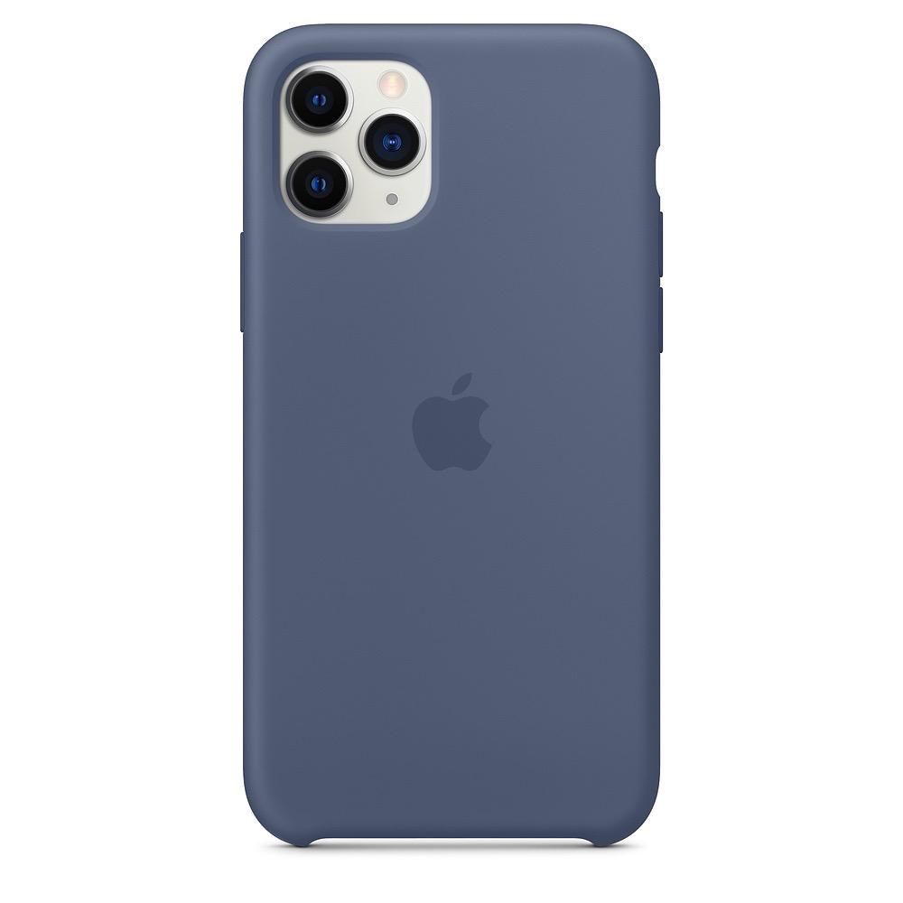 Apple Apple iPhone 11 Pro Silicone Case - Alaskan Blue