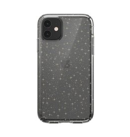 Speck Speck Presidio Clear and Glitter for iPhone 11 - Gold
