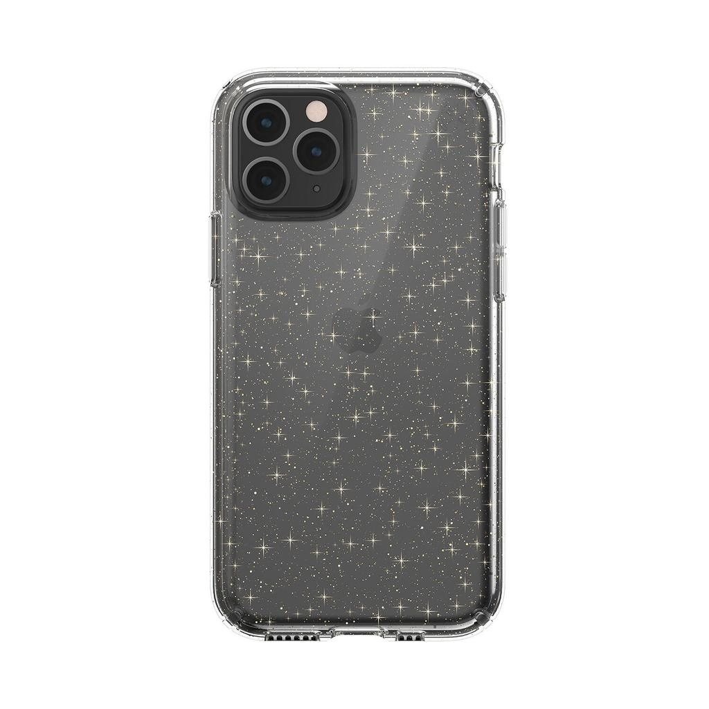 Speck Speck Presidio Clear and Glitter for iPhone 11 Pro  -  Gold