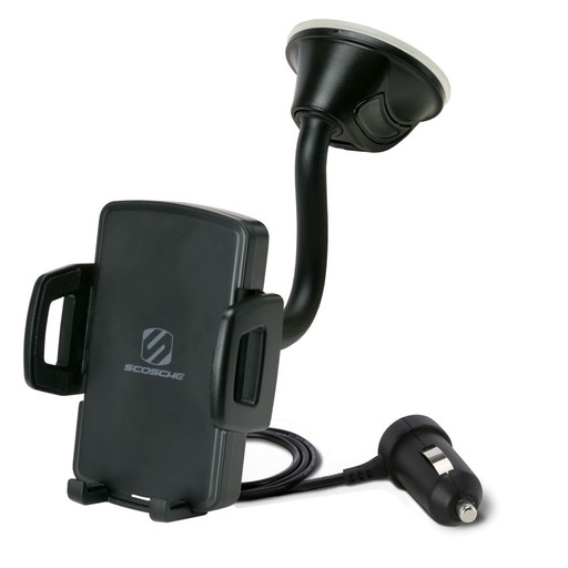 Scosche Scosche stuckUP Mount & Qi Charger for Car