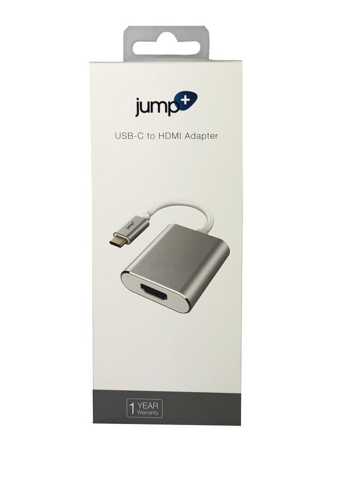 Jump Jump+ USB-C to HDMI 4K Adapter