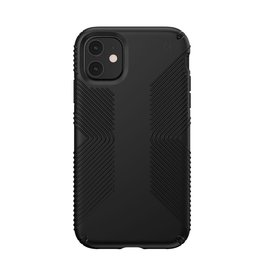 Speck Speck Presidio Grip for iPhone 11 - Black