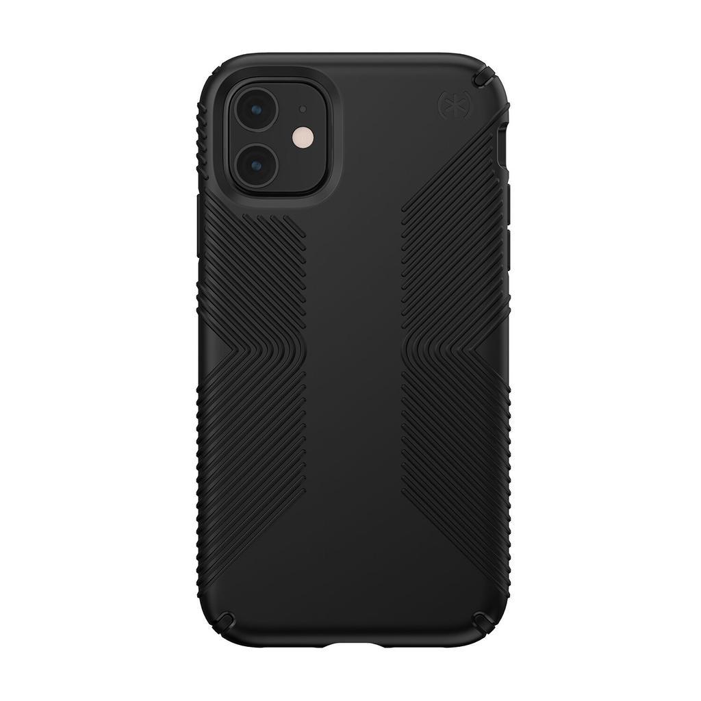 Speck Speck Presidio Grip for iPhone 11 - Black