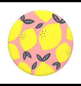 PopSockets PopSockets PopGrip - Lemon Drop
