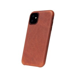 Decoded Decoded Back Cover for iPhone 11 - Brown