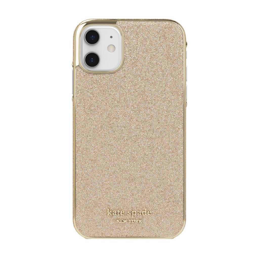 kate spade new york kate spade Wrap Case for iPhone 11 - Gold Munera