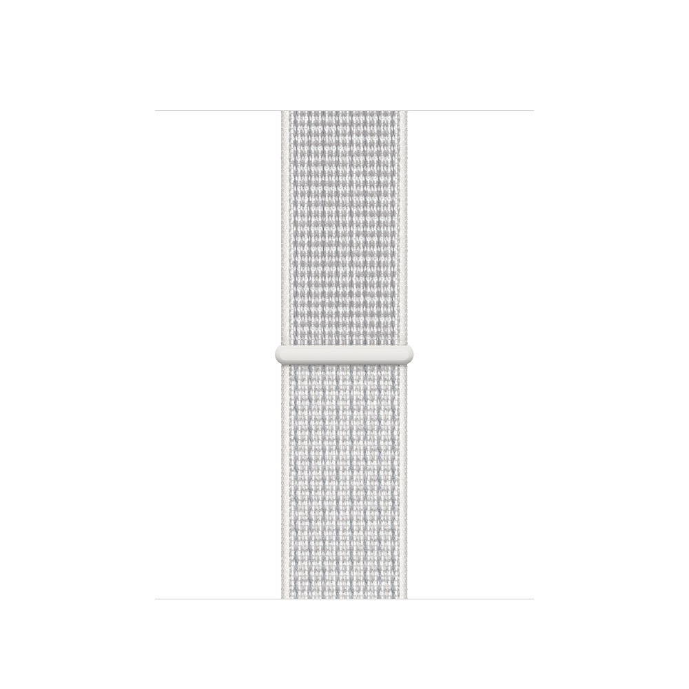 Apple 44mm Summit White Nike Sport Loop