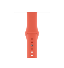 Apple 40mm Clementine Sport Band