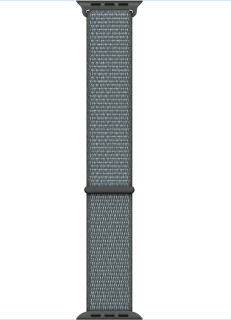 Apple 44mm Storm Gray Nike Sport Loop