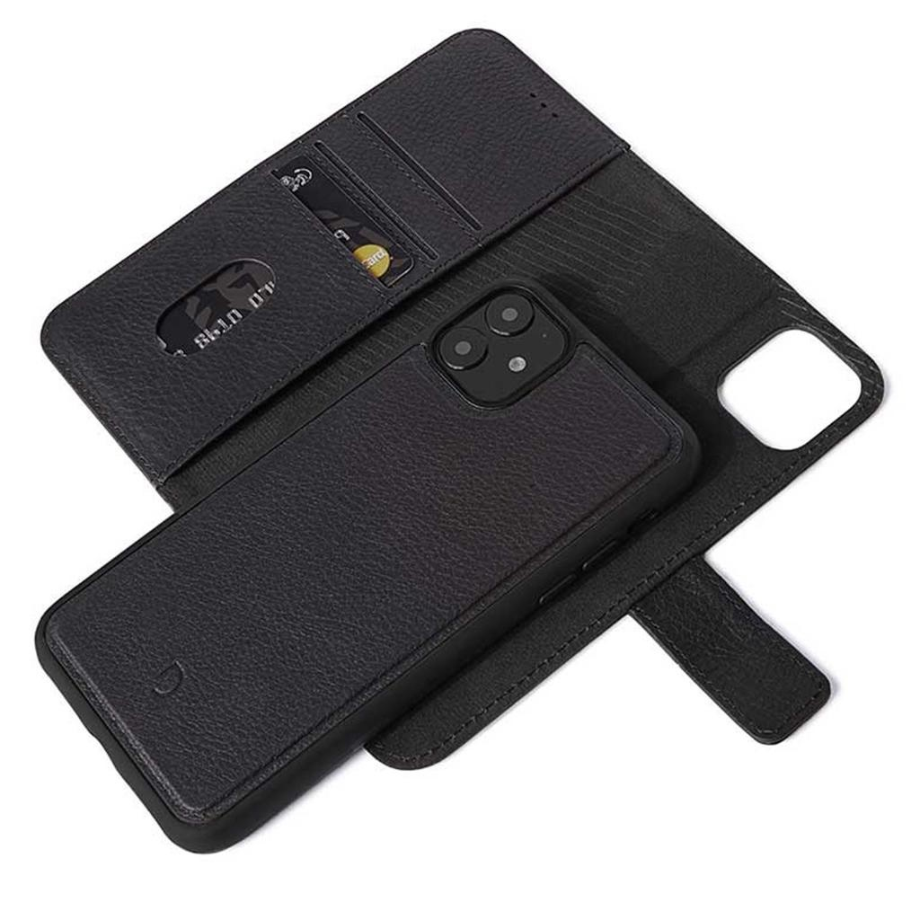 Decoded 2-in-1 Wallet Case for iPhone 11 - Black